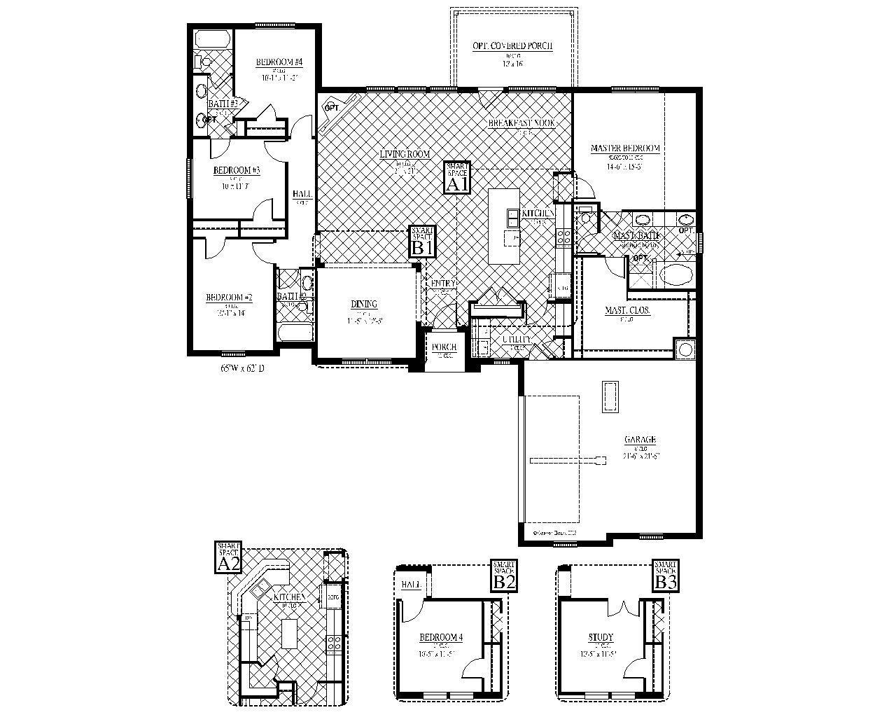 [FLEX PLAN] Gilmer-II Floorplan